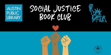 Virtual Social Justice Book Club tickets