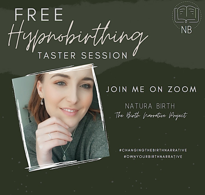 FREE Online Hypnobirthing Taster Session image