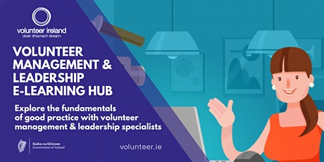 Fundamentals of delivering online training for volunteers tickets