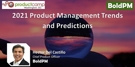 2021 Product Management Trends & Predictions tickets