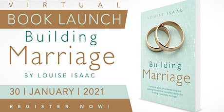 Building Marriage Book Launch by Louise Isaac tickets