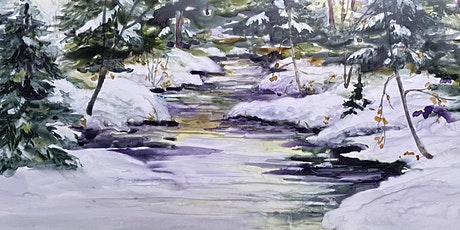 Winter Landscape on Yupo with Kristin Woodward tickets