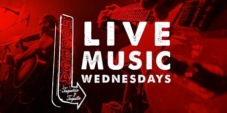 Live Music Wednesdays at Bodega South Beach tickets