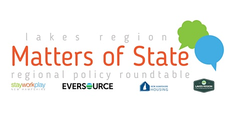 Matters of State: Lakes Region tickets