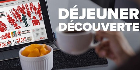 Déjeuner Découverte - CCILaval tickets