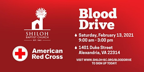 Blood Drive tickets