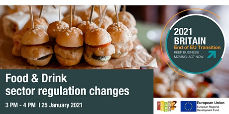 EU Exit: Food & Drink Sector Regulation Changes tickets