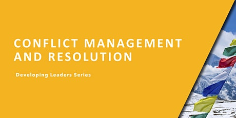 DLS -  Conflict Management and Resolution tickets