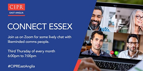 CIPR East Anglia Connect - Essex tickets