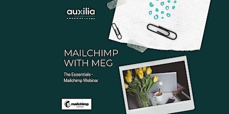 Mailchimp With Meg Online Workshop- The Essentials tickets
