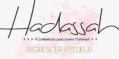 Conferência Hadassah ingressos