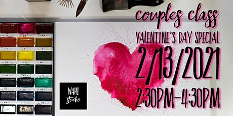 Valentine's Day Couples Class tickets