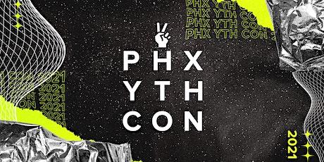 PHX YTH CON Leader Dinner tickets