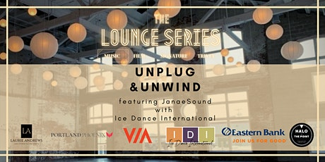 The Lounge at Halo: Unplug & Unwind with Ice Dance International tickets