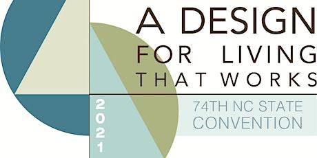 2nd Virtual, 74th North Carolina State Convention - Online Zoom Event 2021 biglietti