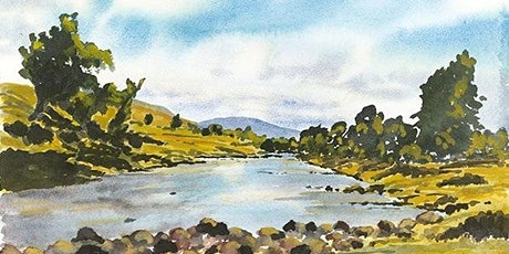 Basic Landscape: Water in Watercolor with Kristin Woodward tickets