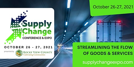 Supply Change Conference & Expo 2021 tickets