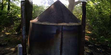 Charcoal making for beginners: 1 day with lunch tickets