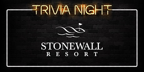 Trivia Night in the Ballroom tickets