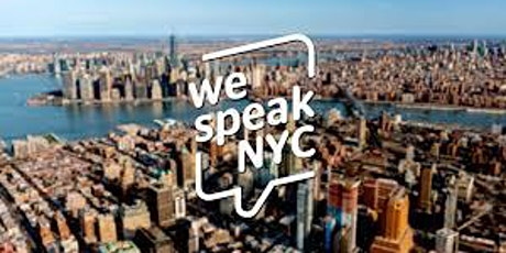 The Languages We Speak: Using We Speak NYC to Enhance Student Engagement tickets