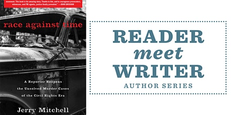Reader Meet Writer | Jerry Mitchell tickets