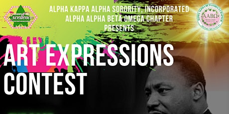 "MLK Day of Service  Art Expressions Contest ""The Past, Present & Future"" tickets"