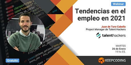 Webinar: Tendencias en el empleo en 2021 entradas