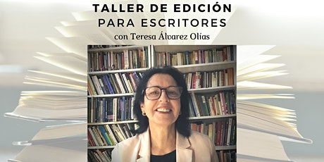 Webinar: Taller de edición para escritores noveles (presencial y online) entradas