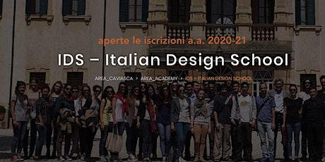 Corso Interior Design biglietti
