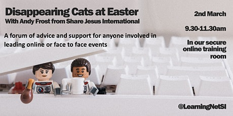 Disappearing Cats at Easter tickets