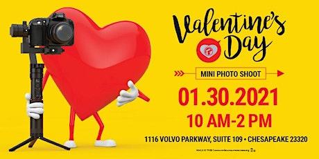 Valentine's Day Mini Photo Shoot tickets
