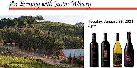 Educational Seminar: Justin Winery tickets