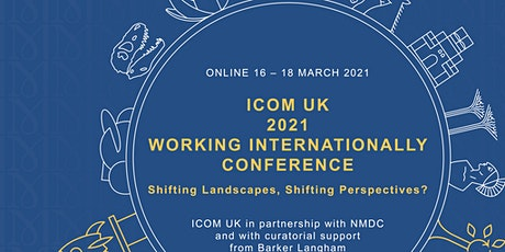 2021 Working Internationally Conference tickets