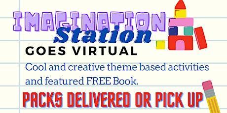 Imagination Station - Virtual Program tickets