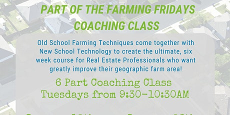Geographical Farming Series tickets