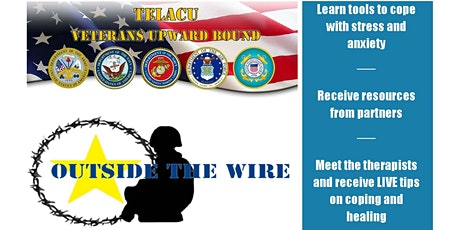 Veteran Mental Health Workshop by Outside of the Wire (US Vets) tickets
