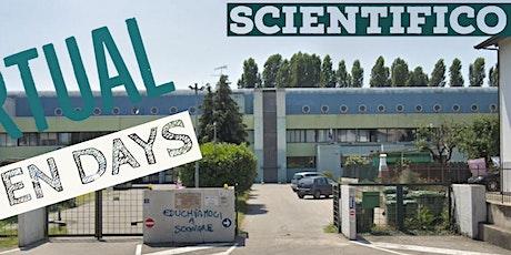 Lezione Aperta: Scienze  [Classico, Scientifico, OSA] biglietti