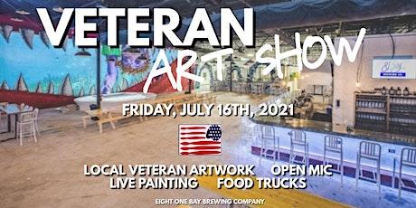 Veteran  Art Show tickets