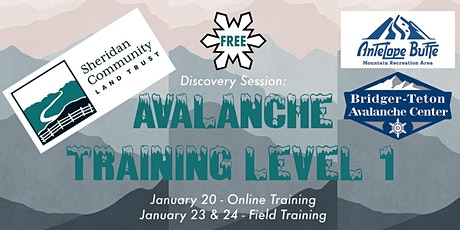 SCLT Discovery Session: Avalanche Training Level 1 tickets