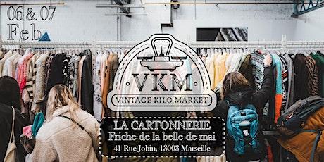Vintage Kilo Market - Marseille tickets