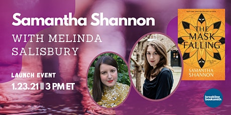 Samantha Shannon launches The Mask Falling with Melinda Salisbury tickets