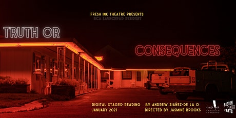 Truth or Consequences tickets