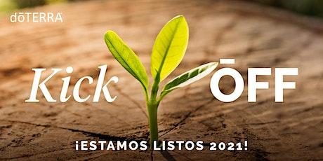 doTERRA Costa Rica Kick Off 2021 boletos