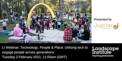 LI Webinar:  Technology, People & Place