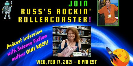 Russ Colchamiro interviews Science Fiction author GINI KOCH! tickets