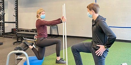 CHP's Training for Runners: A Scientific Approach to  Flexibility tickets