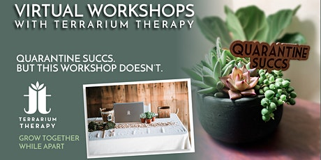 Virtual Workshop - Quarantine Succs Workshop tickets