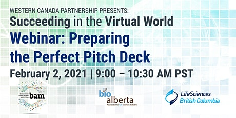 Succeeding in the Virtual World presented by BAM, BIO Alberta & LSBC tickets