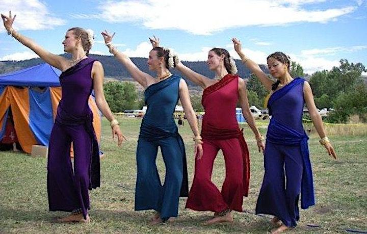Bharatanatyam Dance Basics image