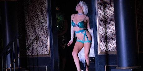 Bad Reception lV :: Dinner & Burlesque Show :: TMC tickets